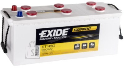 Exide EQUIPMENT 135Ah 950Wh 515x190x225+-