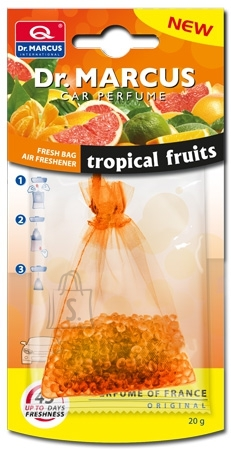 Dr. Marcus Fresh Bag Tropical fruits autolõhn