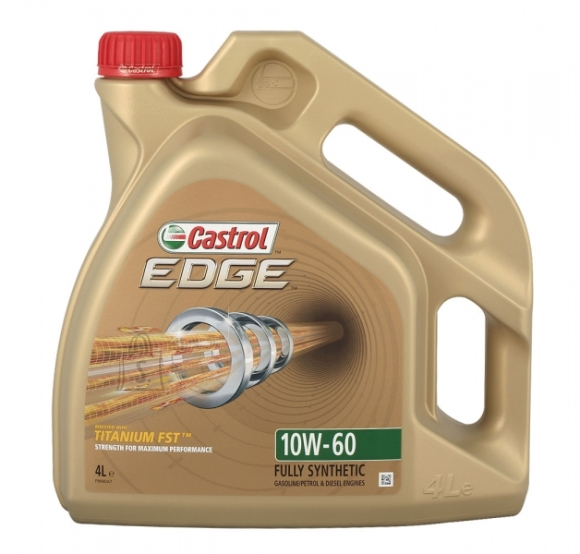 Castrol Edge Titanium FST 10W60 4L