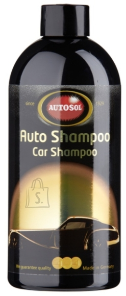 Autosol autošampoon 500ml