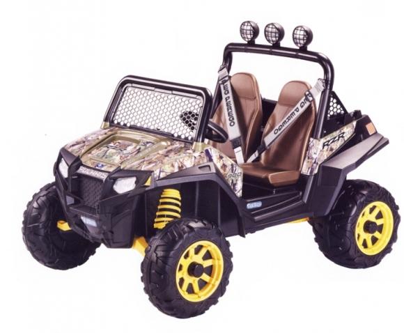 Peg Perego Elektriauto Polaris Ranger RZR 900