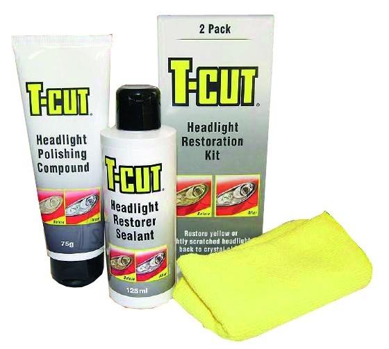 T-Cut tulede poleerimiskomplekt