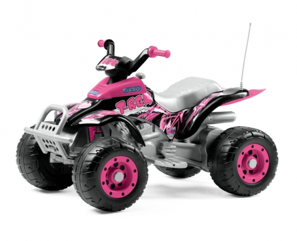 Peg Perego ATV T-Rex Princess