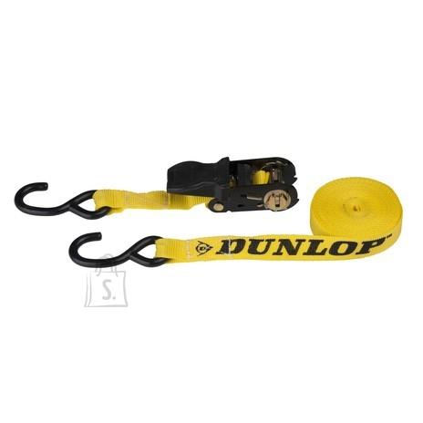 Dunlop koormarihm 5m 125kg lukusti ja pingutiga