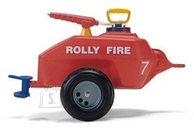 Rolly Toys mängusõiduki järelhaagis Tuletõrje veepütt