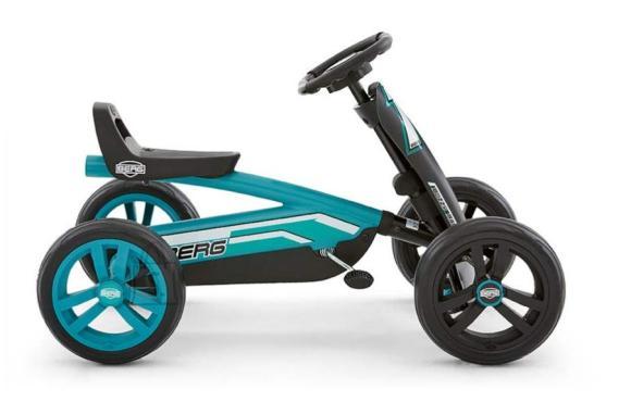 Berg Buzzy Racing kartauto