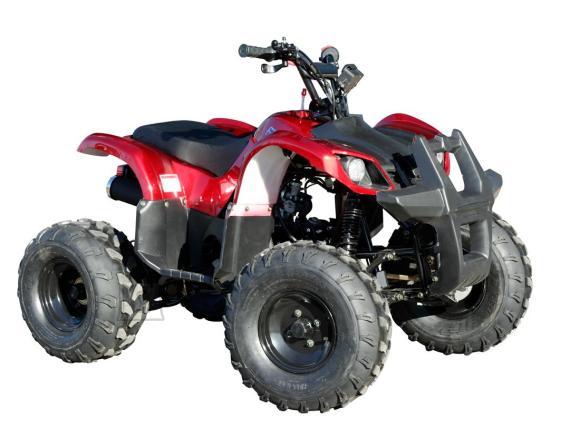 ATV lastele 125cc punane