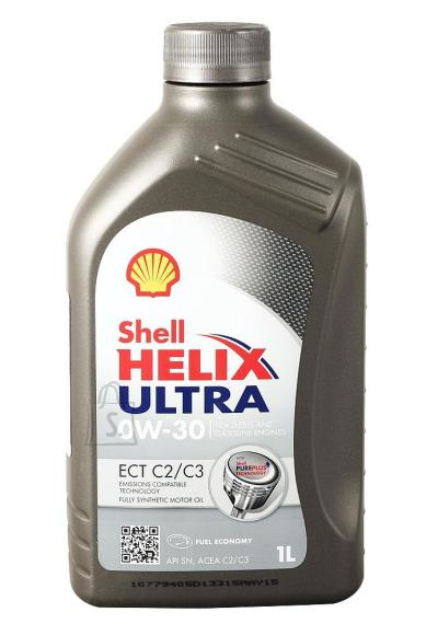 Shell Shell Helix Ultra ECT 0W-30 C2/C3 1L