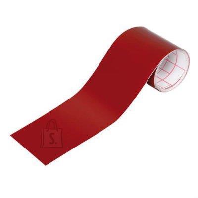 Tuleklaasi remondikomplekt 5x150cm, punane