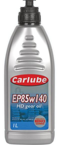 Carlube Carlube Hypoid 85W140 transmissiooniõli