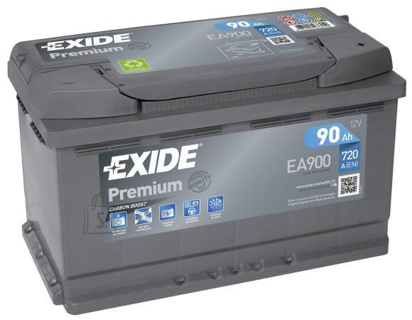 Exide Aku Premium 90Ah720A 315x175x190 -+