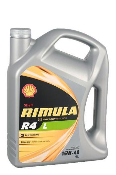 Shell Rimula R4L 15W-40 4l