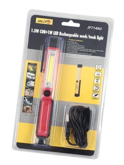 LED töölamp 1,5W (USB)