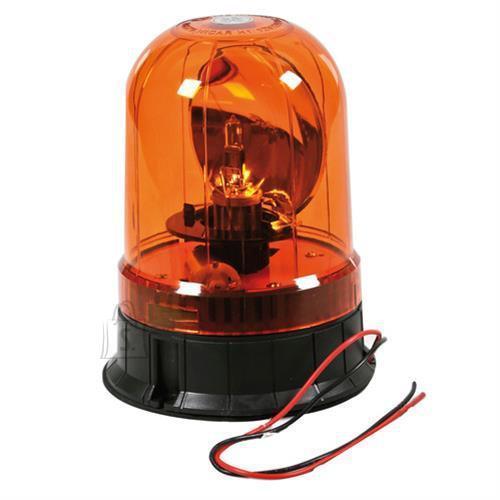 Lampa Vilkur oranž 12/24V 130x195mm, E4