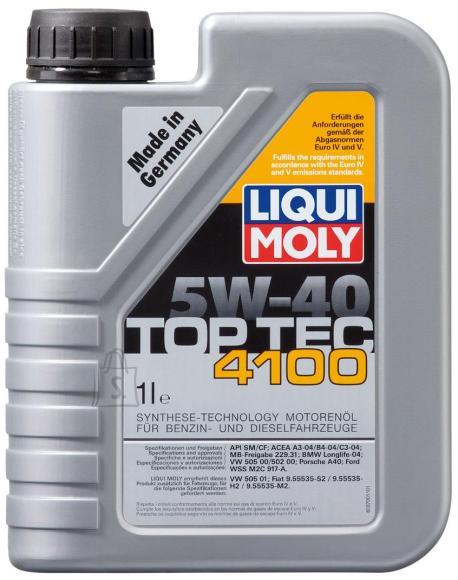 Top Tec 4100 5W-40 1L C3 õli