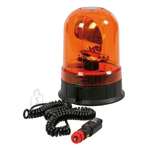 Lampa Vilkur oranž magnetiga 12/24V 130x195mm, E4