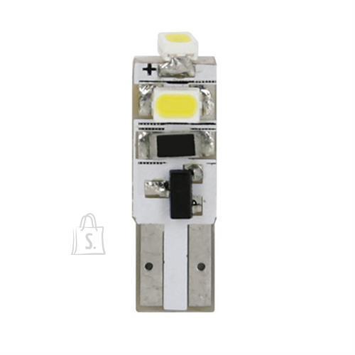 Lampa Pirnid 2tk, 12V, hüper led 3 smd*1W2x4,6d
