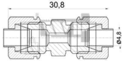 Toruühendus 4,75mm