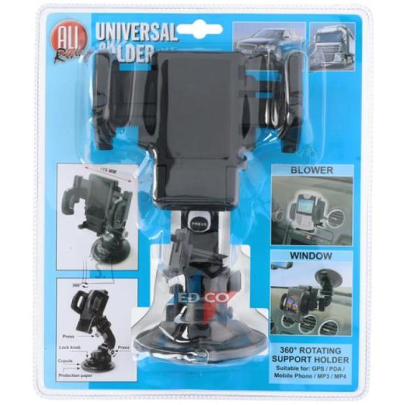 All Ride Universaalne telefonihoidik 360?? p????ratav