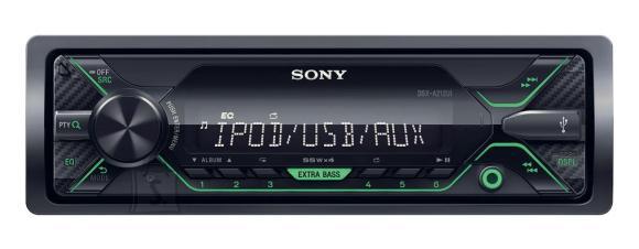 Sony DSXA212 / 4 x 55W MP3/WMA/FLAC mängija - FM raadio (RDS/EON)