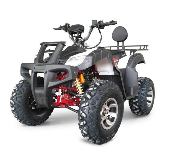 Sportlik ATV 200-D 2018 valge