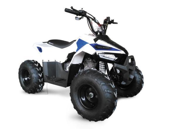 Sportlik ATV lastele 110-C 2018 valge