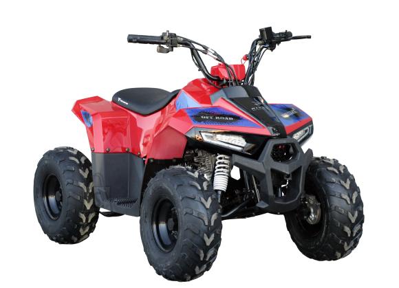 ATV lastele 110-C 2018 punane
