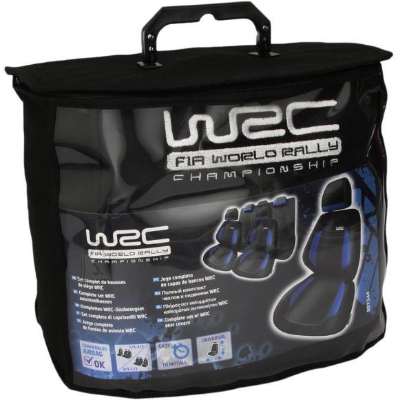 WRC istmekatete komplekt Blue Race