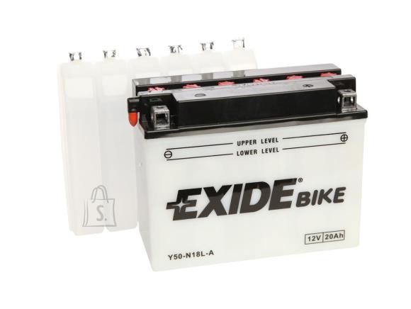 Exide 12V20Ah Y50-N18L-A 205x90x162-+
