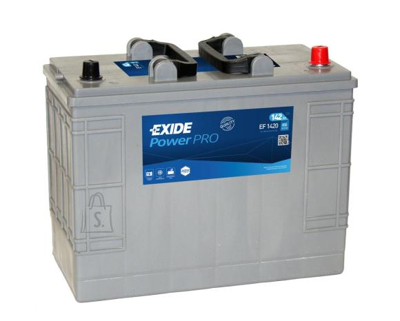 Exide Professional Power 142Ah 850A 349x175x290 -+