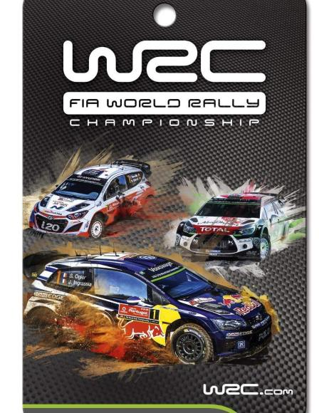WRC lõhnaleht Sport, riputatav