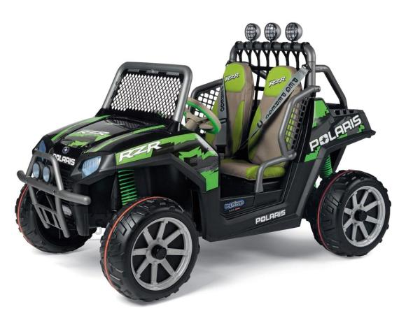 Polaris Ranger RZR Green Shadow 24V