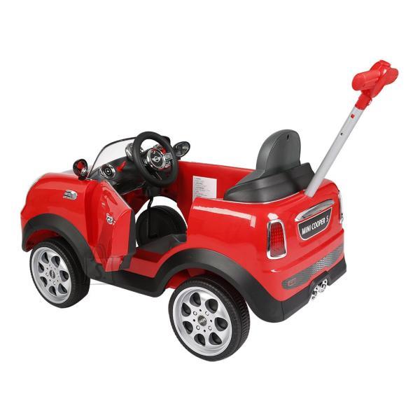 Mini Cooper lükatav või pedaalitav auto
