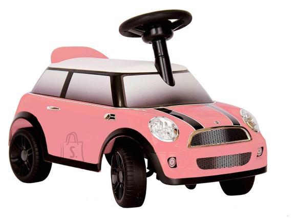 Jalgadega lükatav Mini, pink