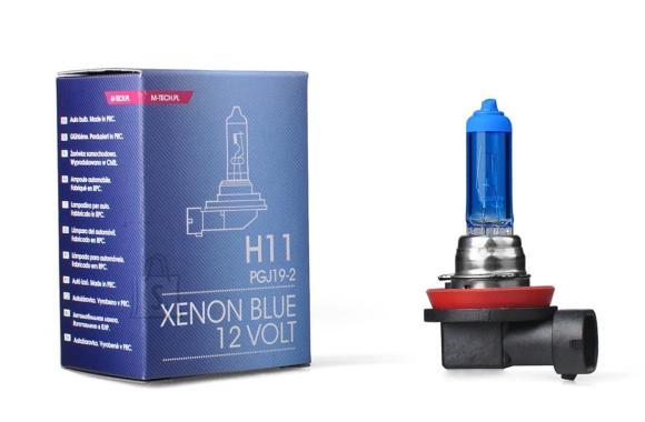 H11, 12V, Xenon blue, 55W, PGJ19-2