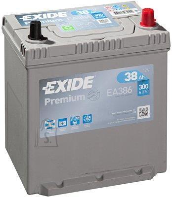 Exide Aku Premium 38Ah 300A 187x127x220 -+