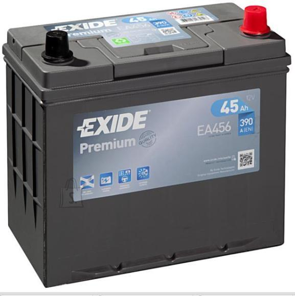 Exide Aku Premium 45Ah 390A 237x127x227 -+