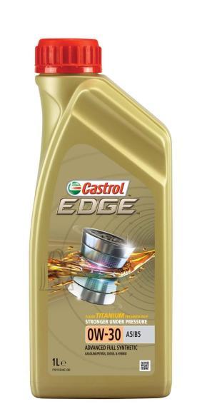 Castrol Edge Titanium FST 0W30 1 L