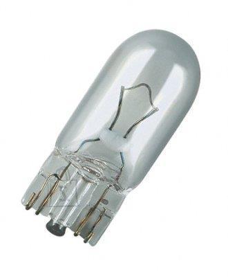 Osram Autolamp Ultralife W5W 12V 5W W2.1X9.5D