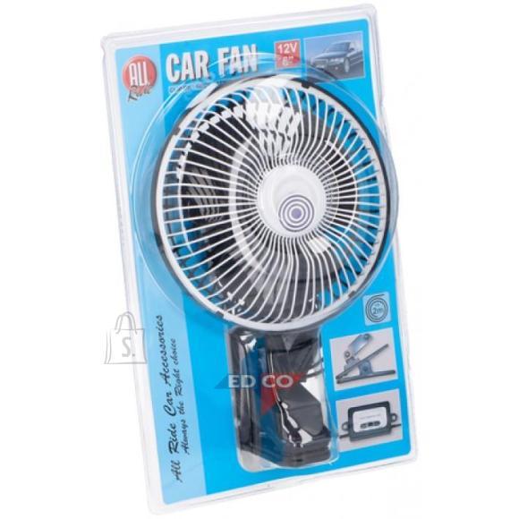 All Ride ventilaator autosse