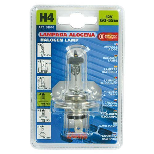 Lampa H5 autolamp R2 12V 60/55W P45T