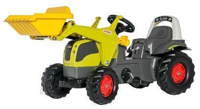 Rolly Toys pedaalidega traktor Claas Elios