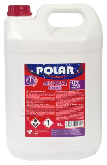 Polar Jahutusvedelik Polar Premium Longlife -36C 5l