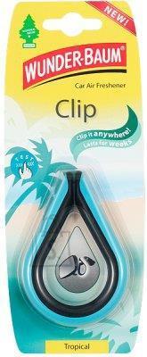 Wunderbaum Clip Tropical autodeodorant