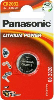 Panasonic CR2032 puldipatarei