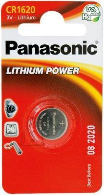 Panasonic CR1620 puldipatarei