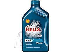 Shell sünteetiline mootoriõli HX7 C 5W-40 1L