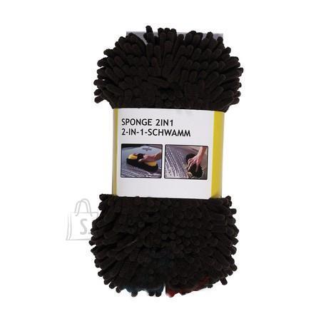 Dunlop pesušvamm kahe erineva poolega