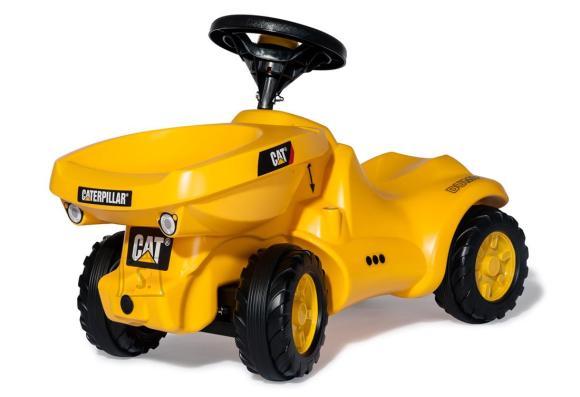 Rolly Toys Jalgadega lükatav traktor Cat Dumper