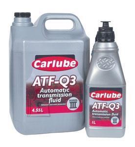 Carlube ATF-Q3 Dexron III 4,5l